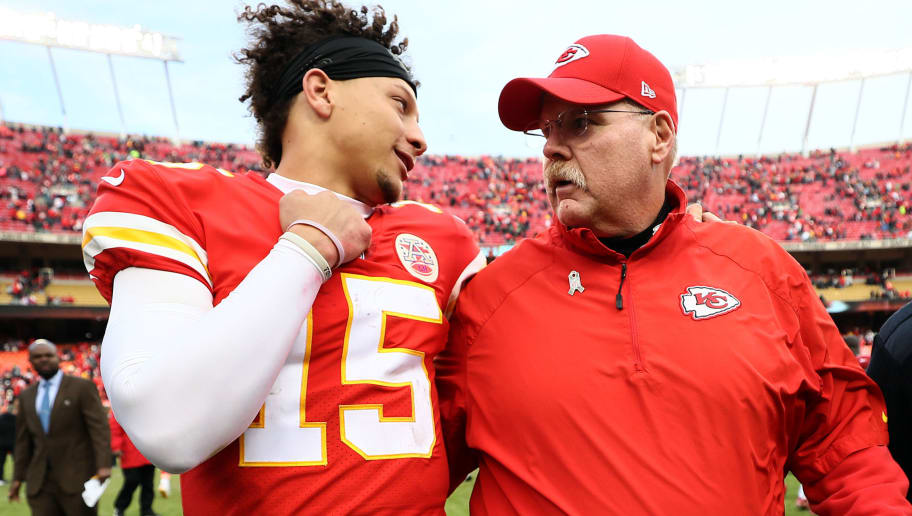 Andy Reid And Patrick Mahomes Need To Send Strong Message To