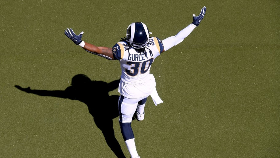 Todd Gurley Could Be Sitting On The Bench For Your Fantasy
