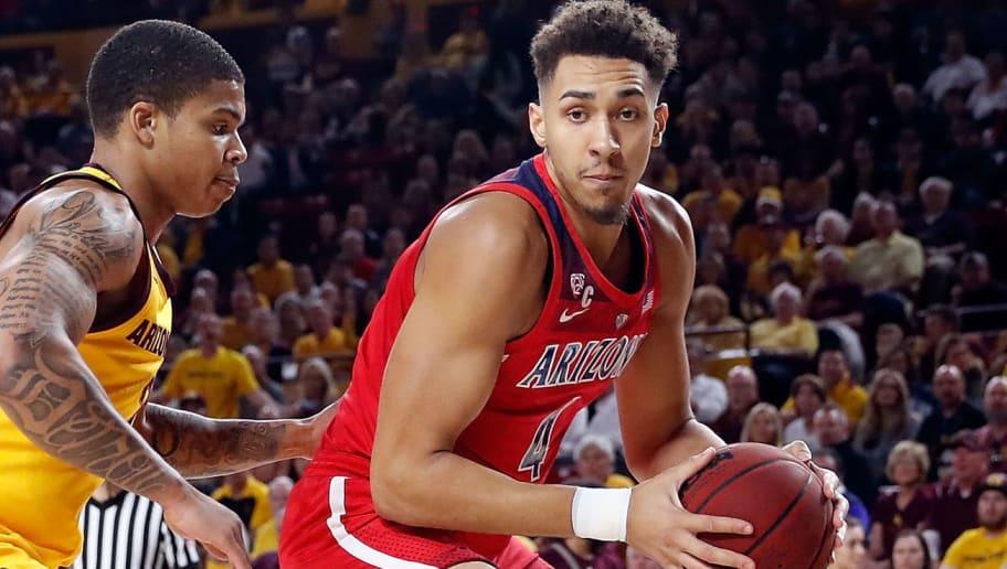 Chase Jeter Arizona Wildcats Basketball Jersey-Red