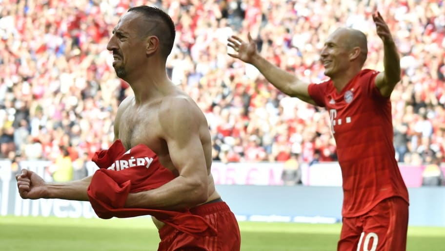 Franck Ribery Pens Incredible Retirement Tribute to Arjen Robben