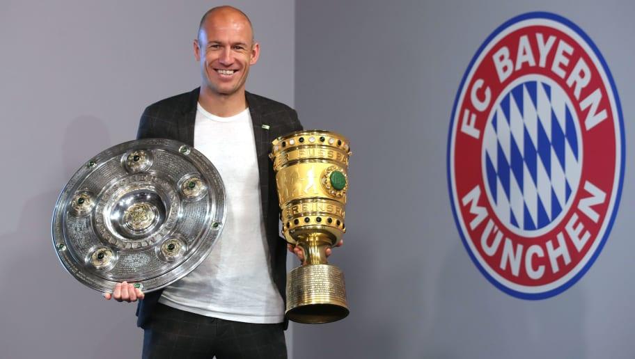 Arjen Robben Announces Retirement From Professional Football After Leaving Bayern Munich