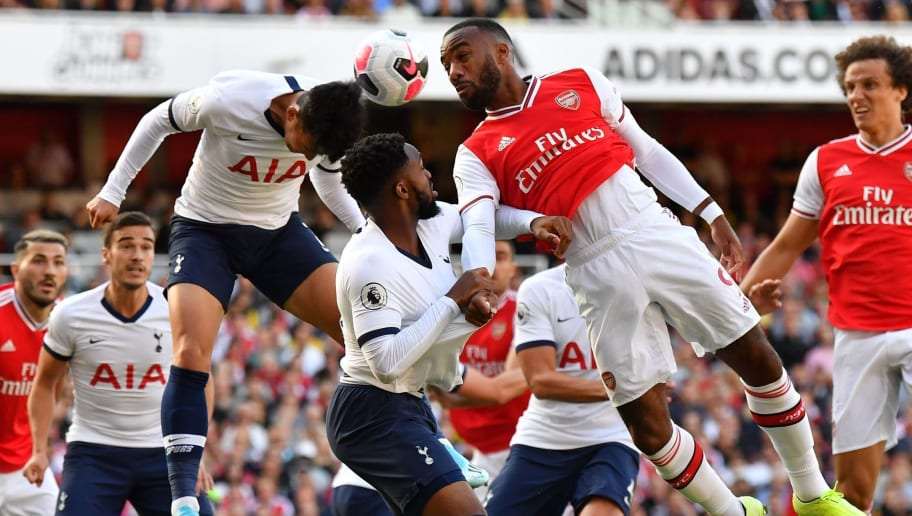 Image result for arsenal 2-2 tottenham
