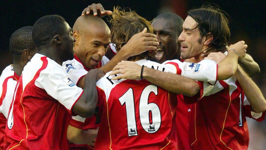 On This Day: Arsenal Recorded Their 49th Consecutive Unbeaten Premier League Match