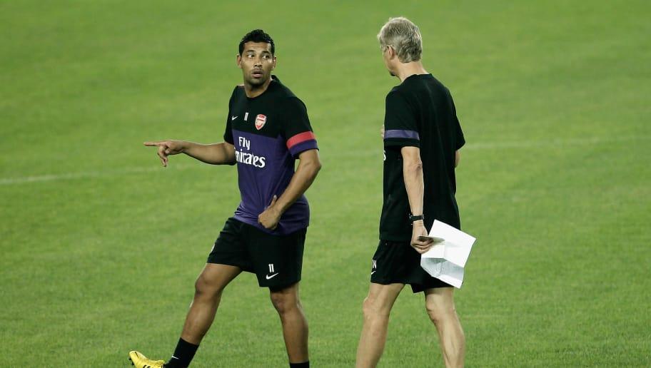 Arsene Wenger,Andre Santos