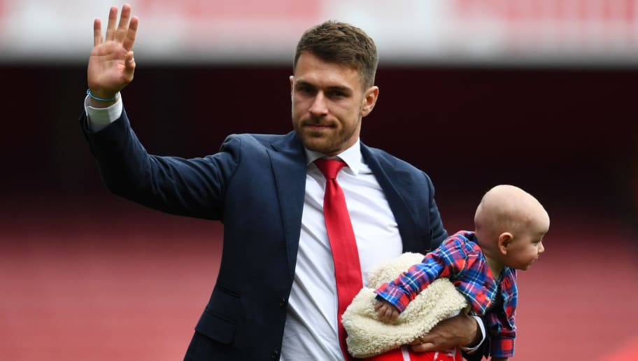 Arsenal's Director Claims That Aaron Ramsey Staying Would Have Caused Payroll Imbalance