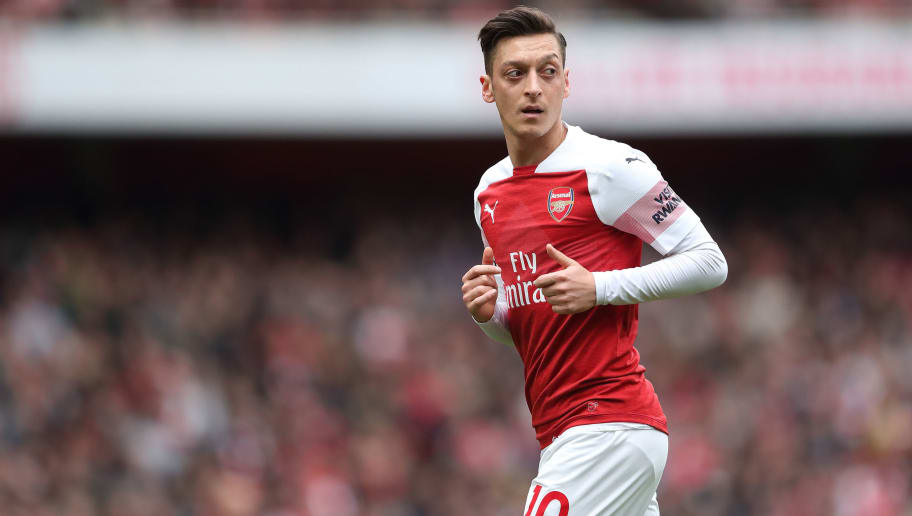 Unai Emery Responds to Mesut Ozil's Scapegoat Claims, Says He's Willing to Select Him Again
