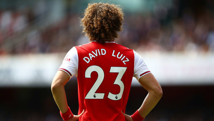 Arsenal Defender David Luiz Confident That the Team Can Fight For Trophies