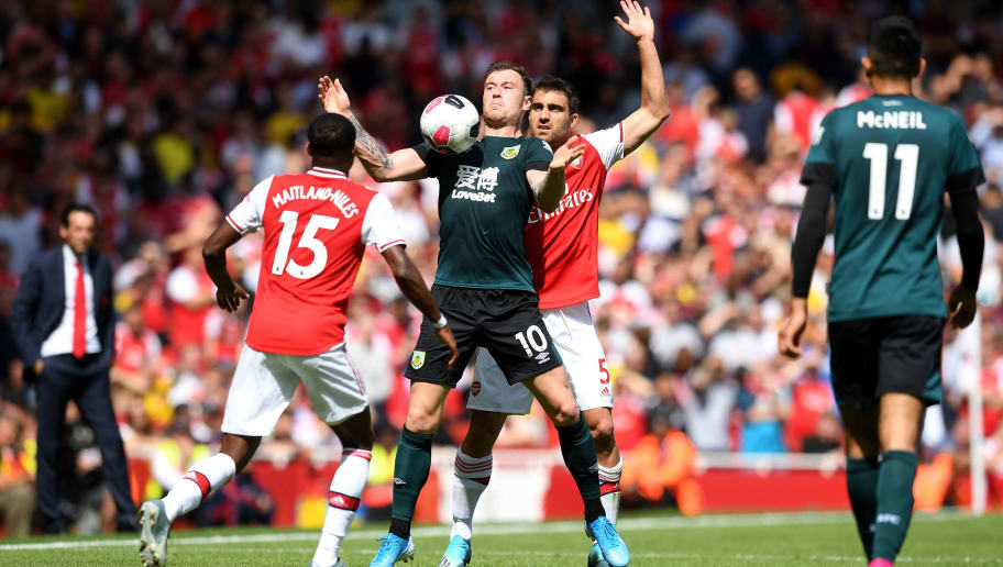 Arsenal Defender Hints He Will Prefer Facing Liverpool Forwards to Burnley Counterparts