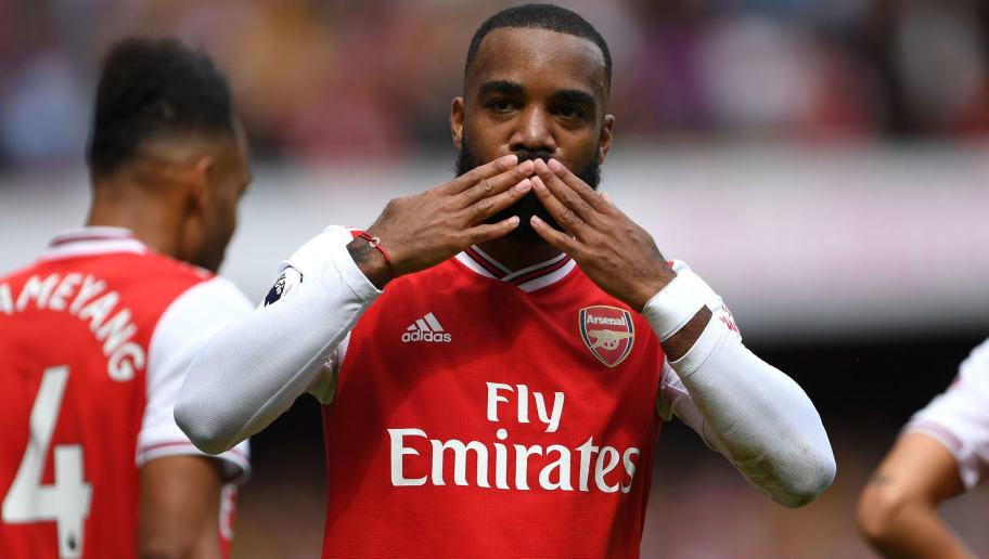 Alexandre Lacazette on brink of Arsenal training return