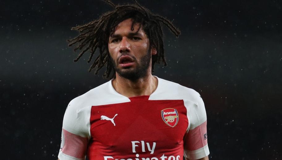 Mohamed Elneny Poised to Quit Arsenal as Bordeaux Eye Cut-Price Deal