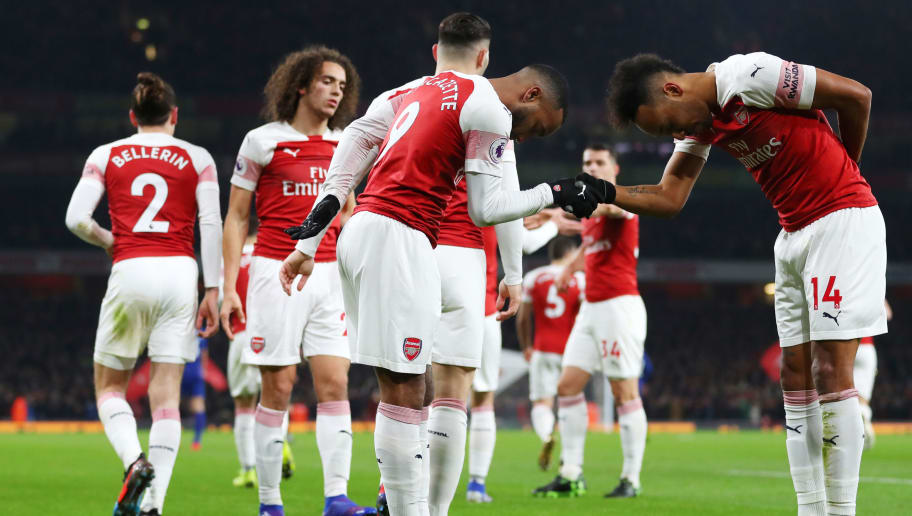 969a76c8283 Picking the Best Potential Arsenal Lineup to Face Man Utd in the FA ...