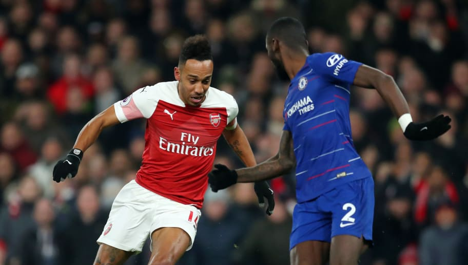 1f99e95204a Pierre-Emerick Aubameyang Reveals Who He d Rather Face With Arsenal in Europa  League Final