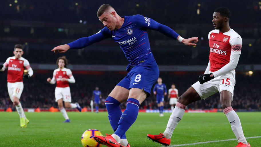 Ainsley Maitland-Niles,Ross Barkley