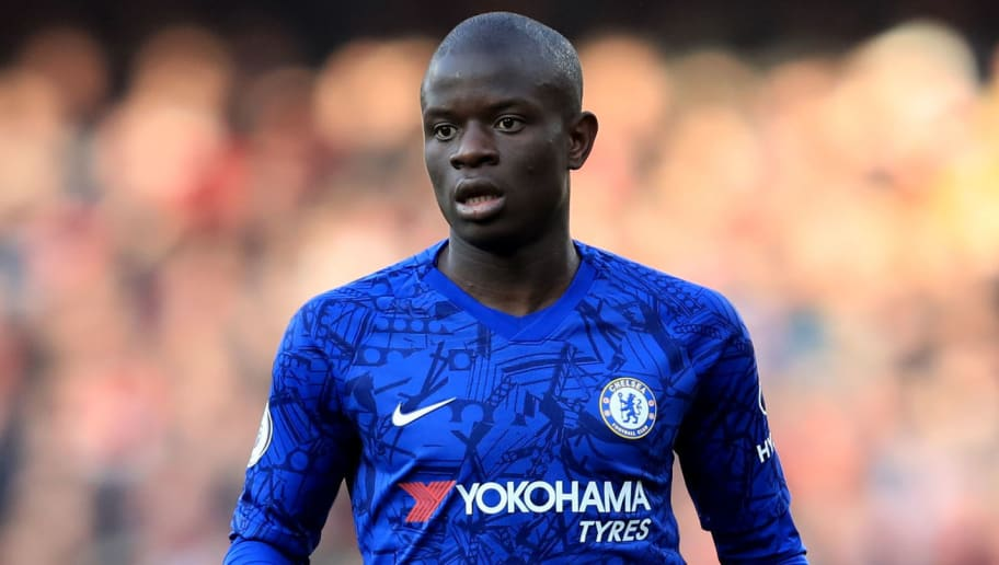 N'Golo Kanté Simply Doesn't Fit in Frank Lampard's Chelsea Side Right Now