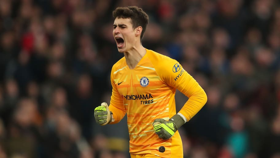 Chelsea Fans Need to Remain Patient With Kepa Arrizabalaga