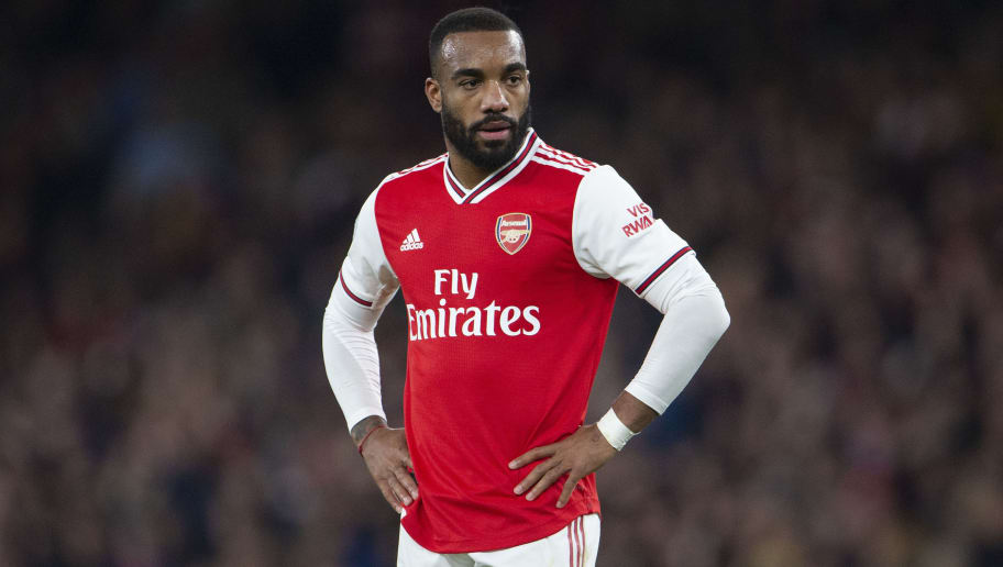 Alexandre Lacazette Insists Arsenal Squad Back Unai Emery Despite Poor Form