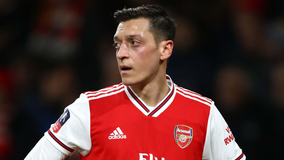 Mesut Özil Confirms He Will Remain at Arsenal After Previous Struggles With Unai Emery