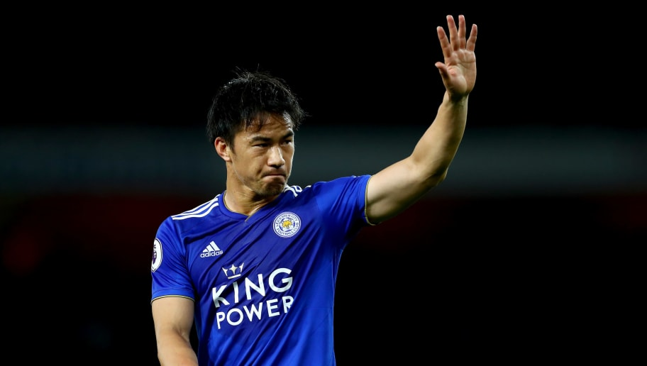 Shinji Okazaki to Leave Leicester on Free Transfer in Summer After Lack of First-Team Opportunities