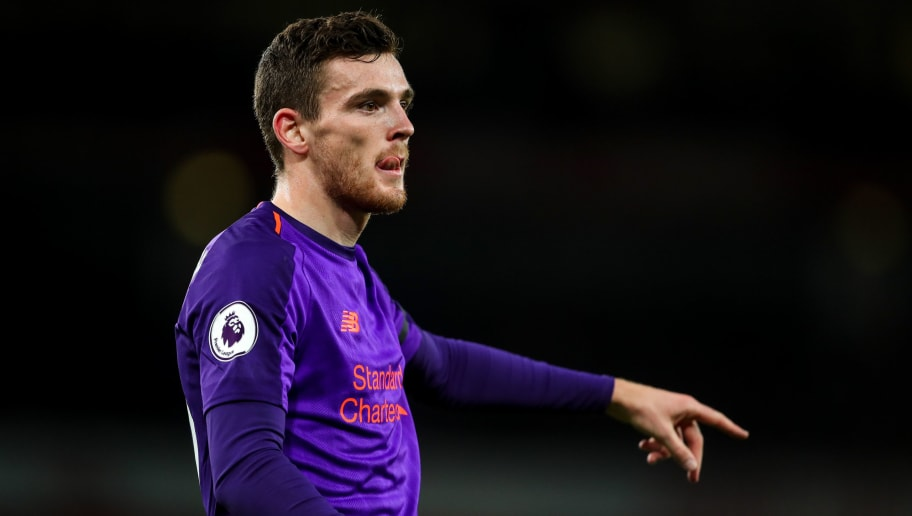 7b29f714a Report Reveals  Truth  Over Andrew Robertson Contract Talks After ...