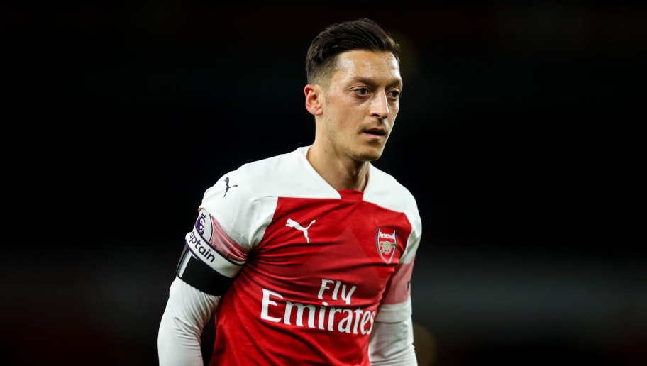 003d9fa6d5f Arsenal Ace Mesut Özil Pays Tribute to Fans & Reveals Favourite Moment in Gunners  Shirt