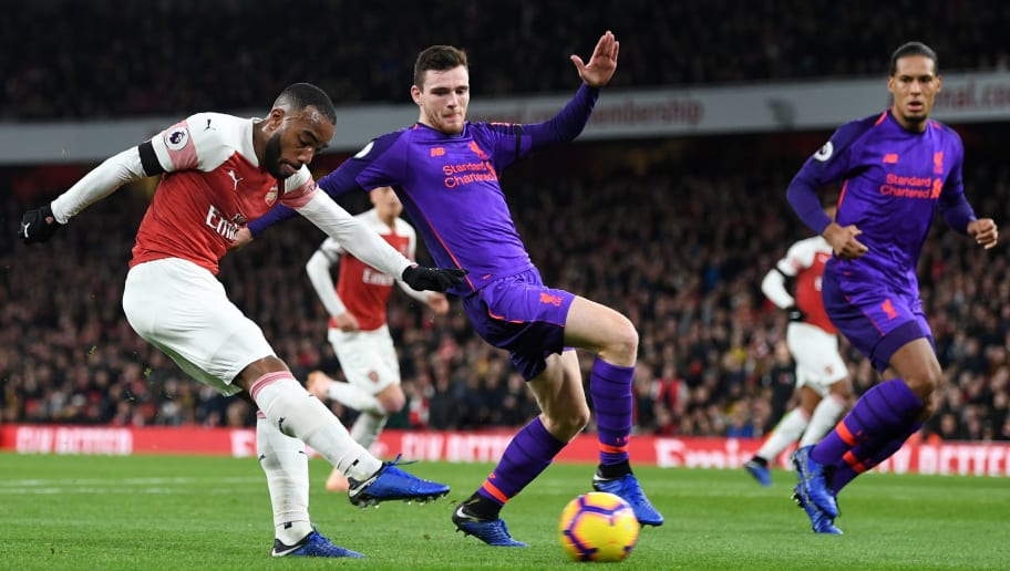 Liverpool vs Arsenal Preview: Where to Watch, Live Stream, Buy Tickets & Kick Off Time