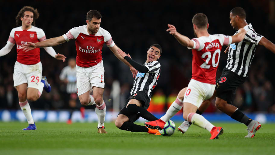 Arsenal Vs Newcastle Preview How To Watch On Tv Live Stream Kick Off Time Team News 90min