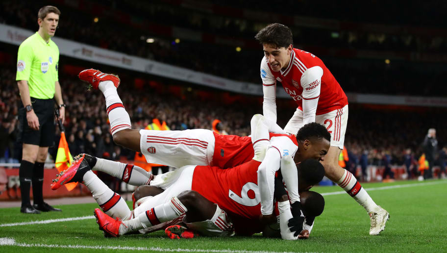 Roy Keane Slams Ridiculous Arsenal Celebrations After 4 0 Win Over Newcastle 90min