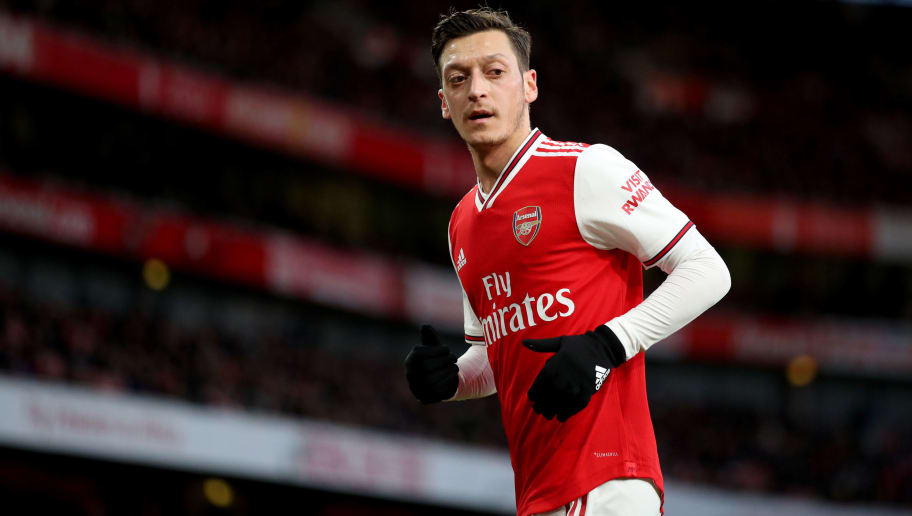 Mesut Ozil's Agent Insists There Is 'No Chance' He'll Leave Arsenal Before His Contract Expires