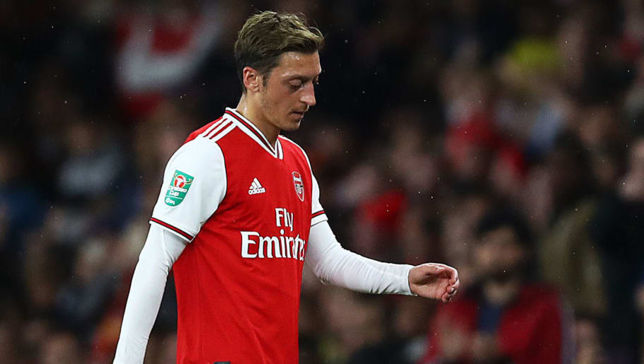 Why Outcast Ozil Deserves Another Chance at Arsenal Under Unai Emery