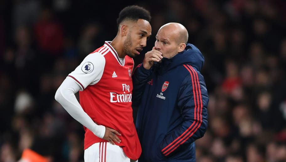 Aubameyang Believes That Freddie Ljungberg Can Produce 'Something Special' at Arsenal