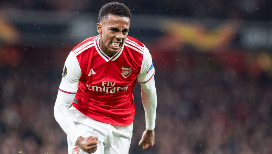 Unai Emery Calls on Joe Willock to Fill the Gap Left By Aaron Ramsey & Jack Wilshere at Arsenal