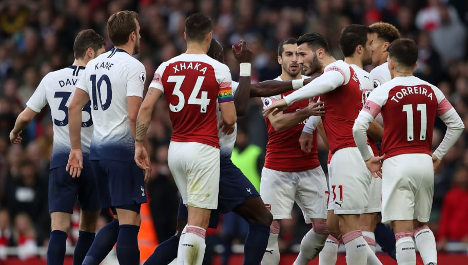 Image result for arsenal vs spurs