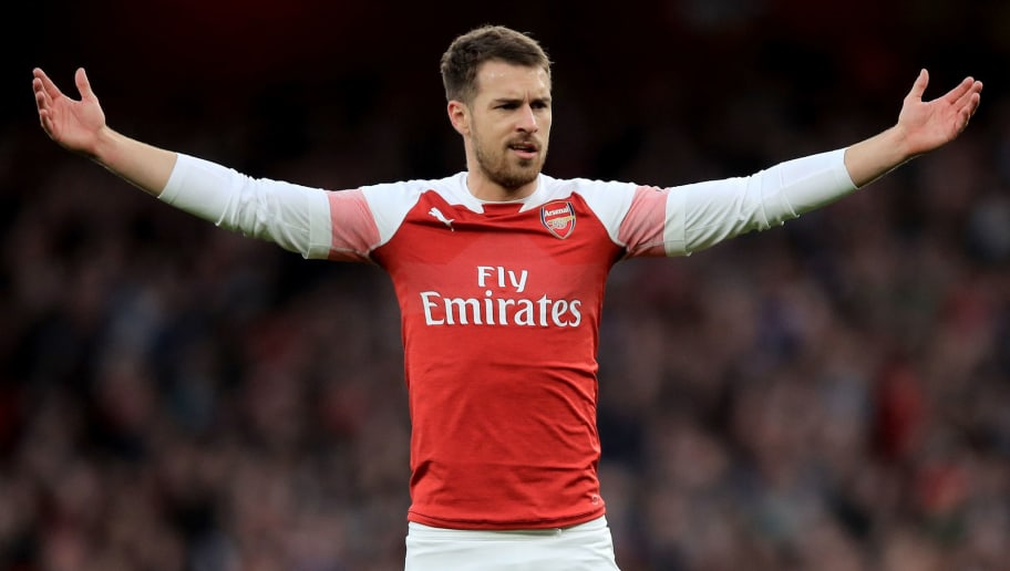 Andrea Pirlo urges Juventus to sign Aaron Ramsey