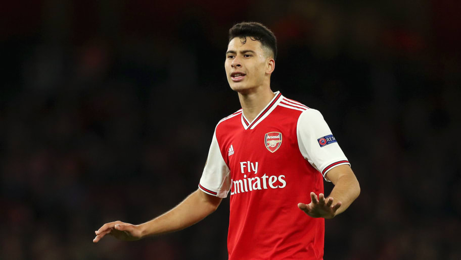 Gabriel Martinelli Could Miss Crucial Arsenal Games Due To Pre Olympic Tournament 90min