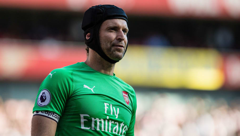 b582a1fe09c Arsenal Goalkeeper Petr Cech Announces His Plan to Retire at the End of  2018/19 Season