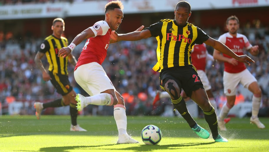 Watford vs Arsenal: Javi Gracia's Best Available Hornets Lineup ...