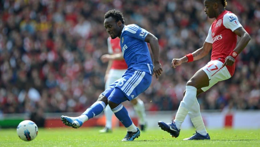 Arsenal's Cameroonian midfielder Alex So