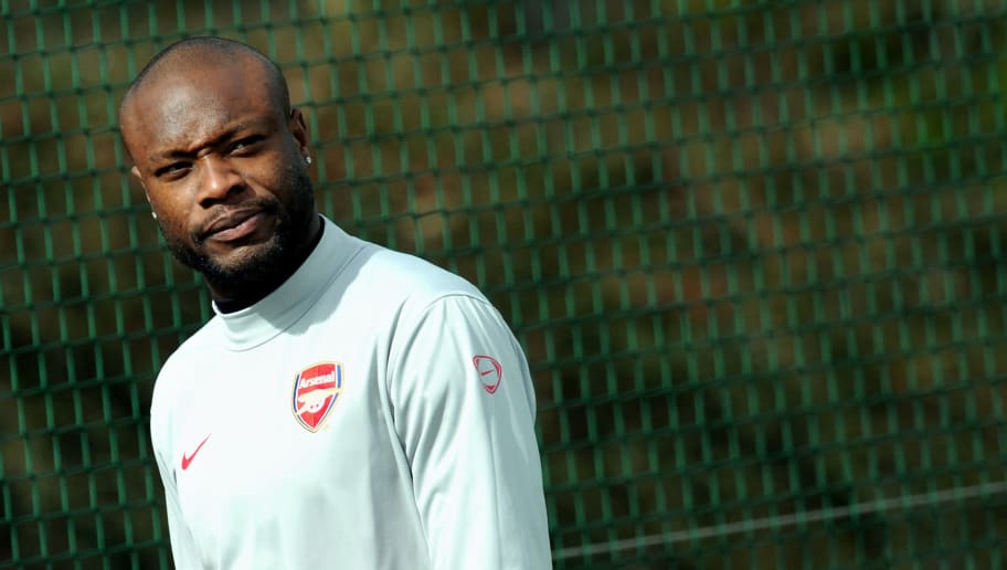 Arsenal's French defender William Gallas