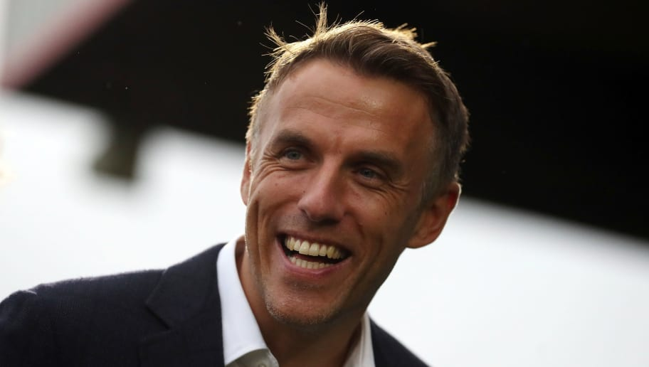Phil Neville Dismisses Rumours Linking Him to USA Women's Manager Job