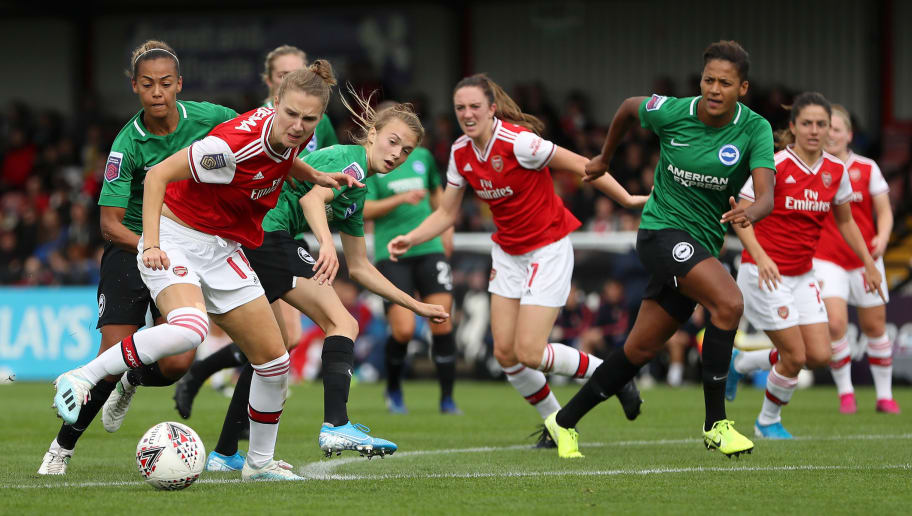 Women S Super League Roundup Week 3 Arsenal Go Top With