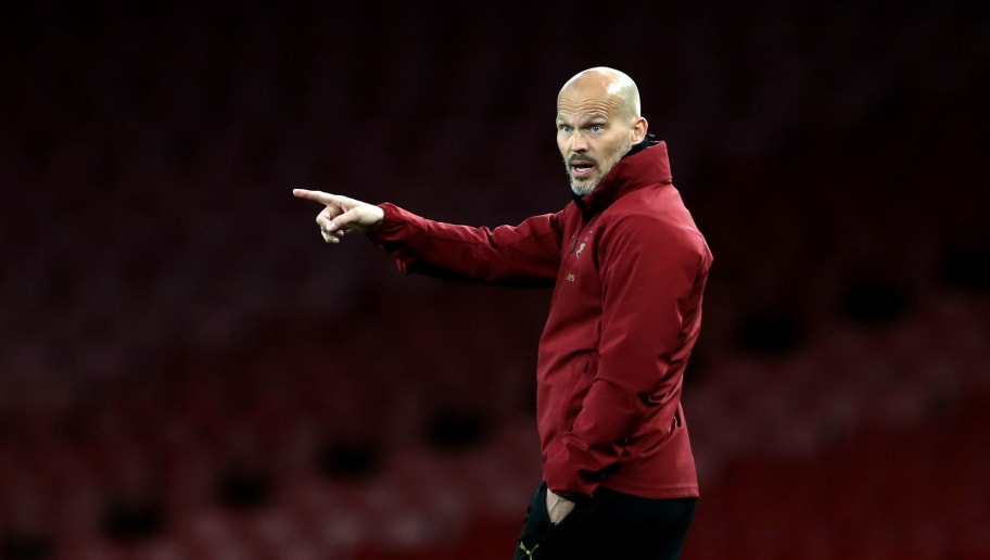 51b88bb11cc Arsenal Announce Coaching Changes as Freddie Ljungberg Becomes New 1st Team  Assistant