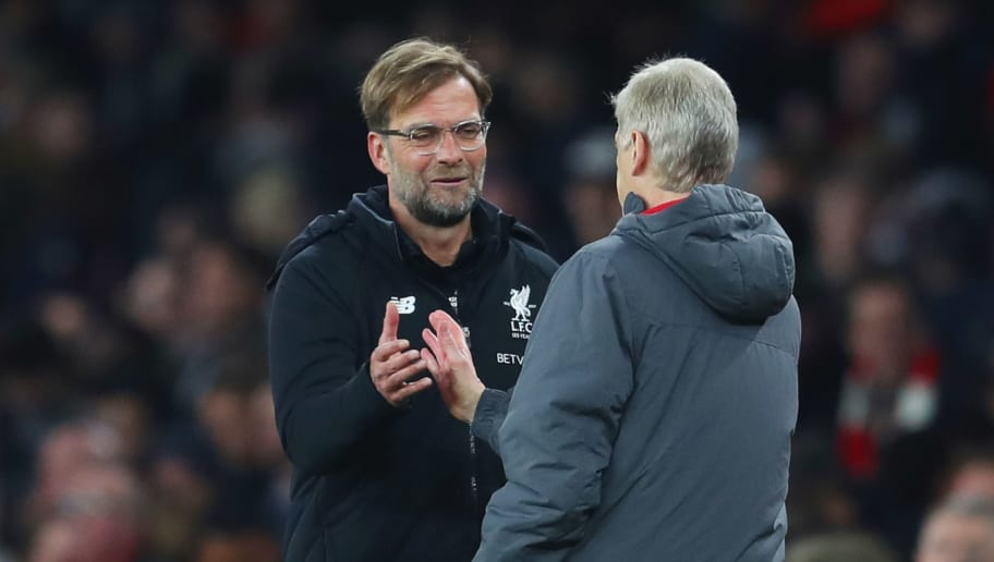 Jurgen Klopp Reveals How He's Transformed Liverpool Squad in Fascinating Arsene Wenger Interview