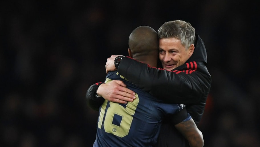 Ole Gunnar Solskjaer,Ashley Young