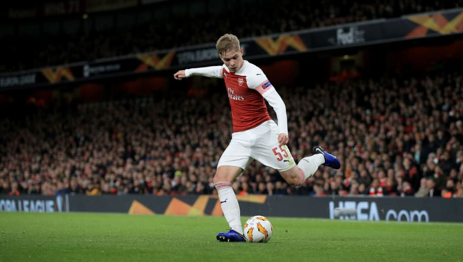 Vorskla 0-3 Arsenal: Emile Smith-Rowe proves Arsenal's future is bright
