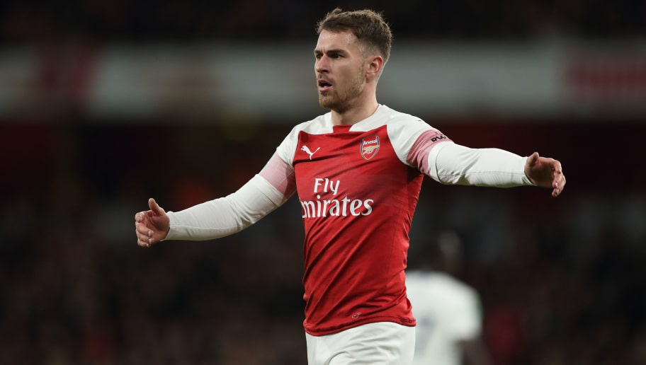 94eb04f37bd Arsenal Name Price for Juventus to Sign Aaron Ramsey in January Despite  Free Transfer Agreement