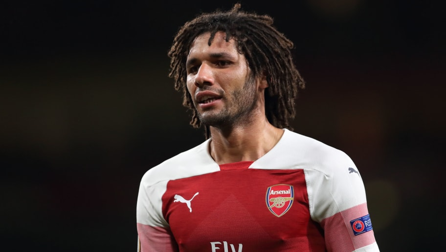 Leicester Interested in Mohamed Elneny With Midfielder Expected to Leave Arsenal on Loan