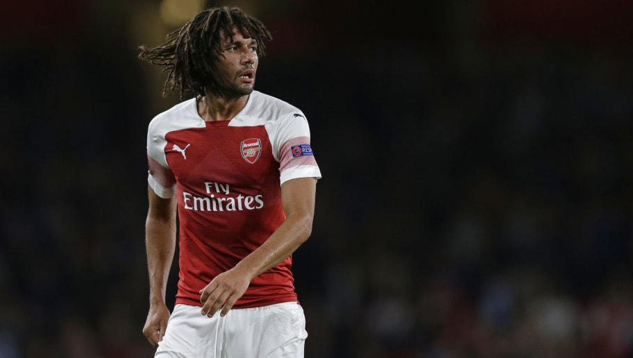 Mohamed Elneny Fuels Arsenal Exit Speculation as Agent Is Pictured in London