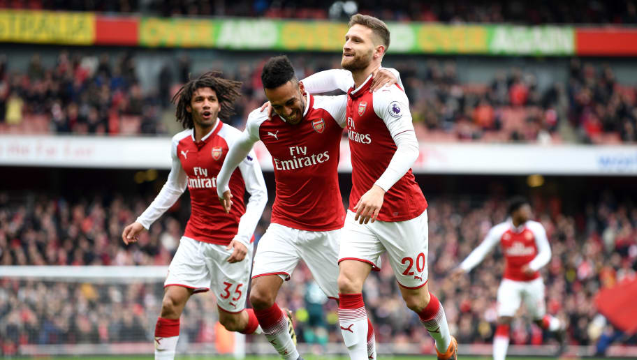 Unai Emery Confirms That Shkodran Mustafi and Mohamed Elneny are Free to Leave in the Summer
