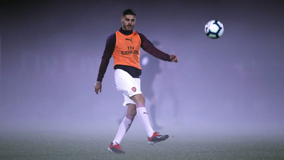 Konstantino Mavropanos Likely to Remain at Arsenal After Picking Up Groin Injury