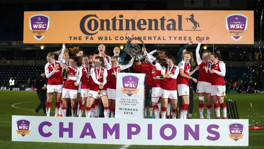 Continental Cup Semi-Final Draw: Manchester and London Clubs
